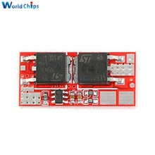 BMS 2S 10A 18650 Lithium-Batterie Ladung Schutz Bord Li-Ion Lipo Lade Platine PCM PCB