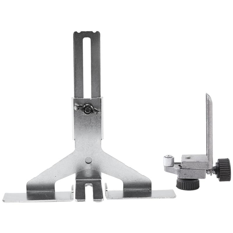 Trimming Machine Attachment for Makita 3709 Trimming Machine Guide Seat Sample Guide Wheel Bracket Accessories