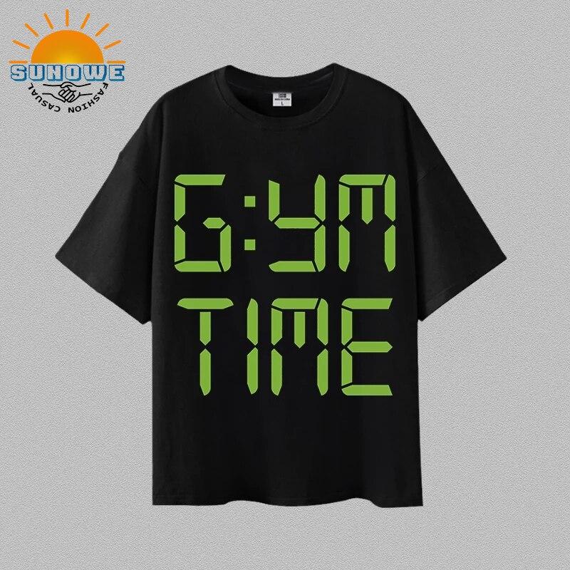 Футболки с персонализированным принтом, летние футболки с графическим рисунком, забавные мужские Модальные футболки, свободные топы с круг...