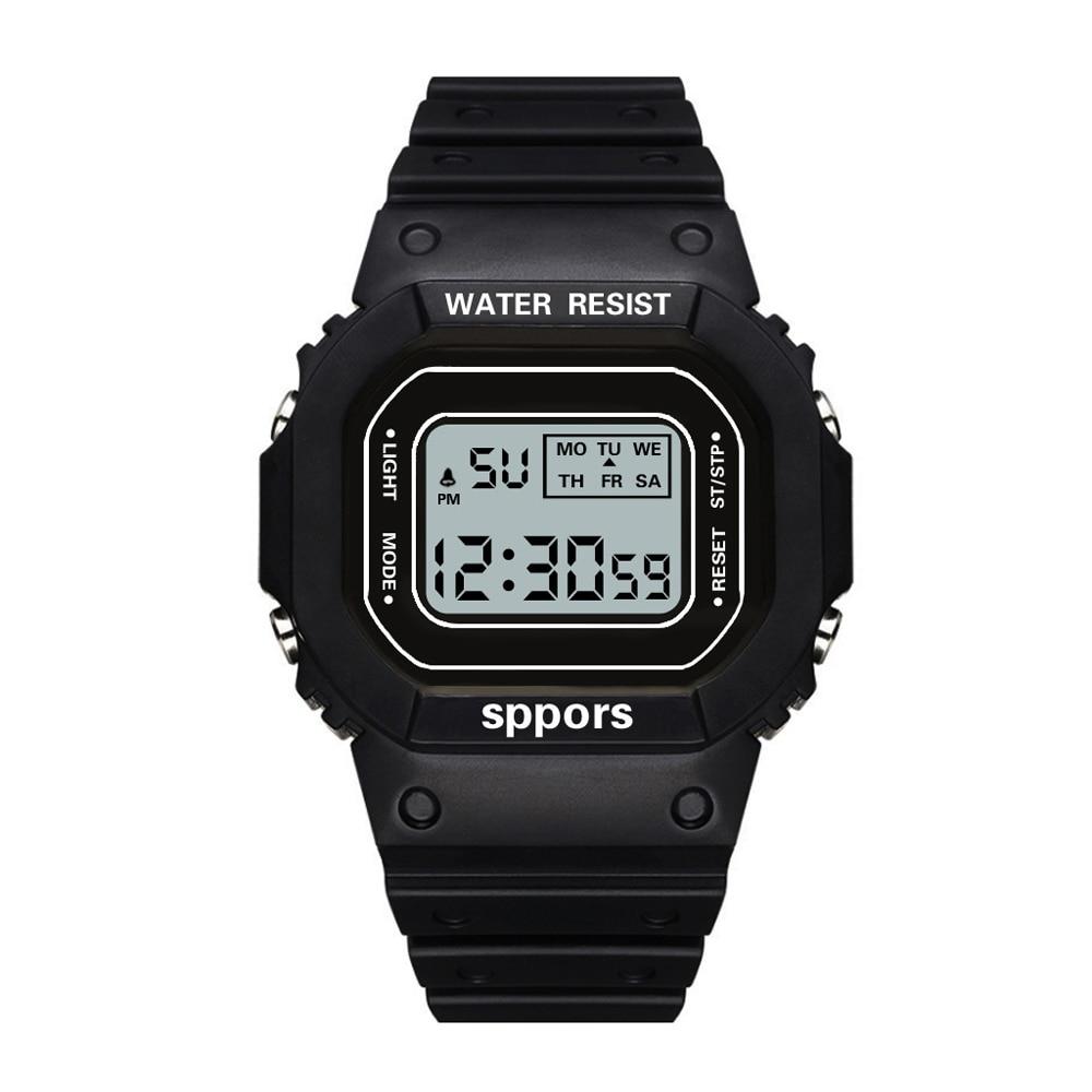 Luxury Men Led Waterproof Wrist Watch Analog Digital Military Sport Automatic Luminous Clock Men Wat