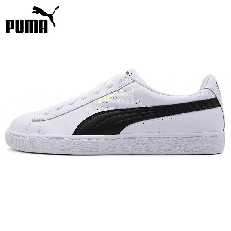 Original New Arrival  PUMA  Basket Classic LFS Unisex Skateboarding Shoes Sneakers