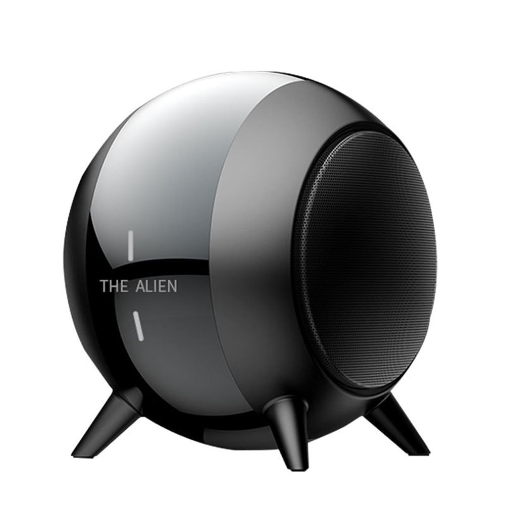 Mini Portable Metal TWS Wireless Bluetooth Speaker 5.0
