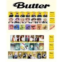 7pc kpop bangtan boys album poster lomo card maps photocard butter teaster photo hd muurstickers poster homemadecards v jungkook