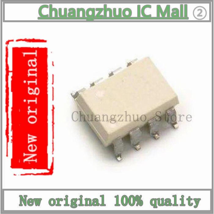 10 Pçs/lote HCPL-7860 A7860 SOP-8 HCPL7860 Chip IC Novo e original