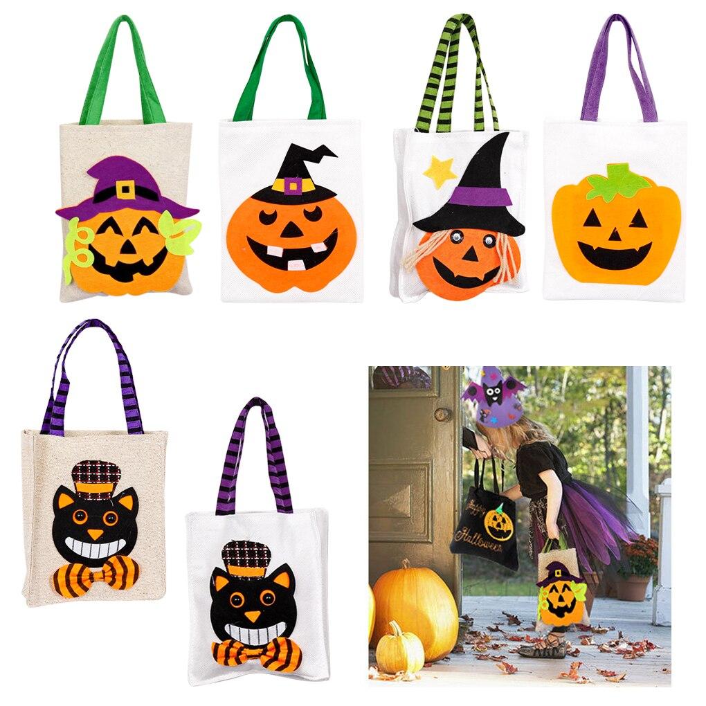 Bolso de mano para niños con tematica de Halloween, bolso de hombro,...