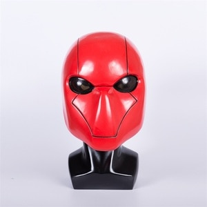 Arkham City Red Hood Halloween Helmet Cosplay Accessory Prop