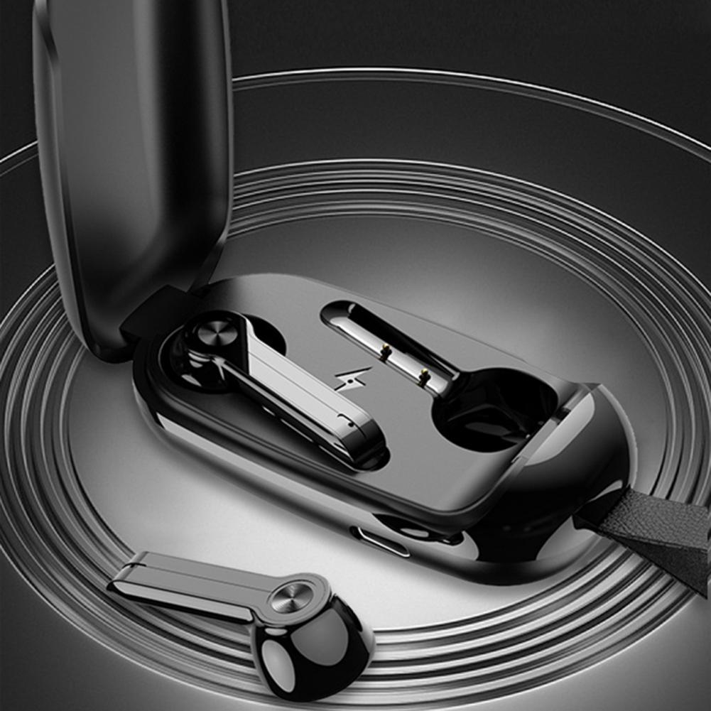 TWS auriculares Bluetooth 5,0 auriculares inteligente-Touch auriculares HD estéreo en la oreja...