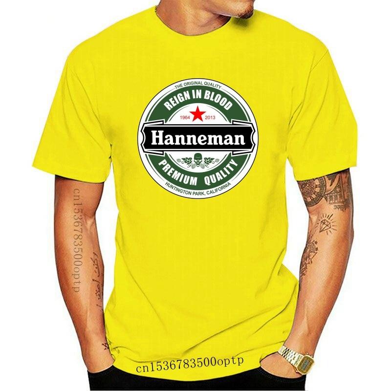 New Jeff Hanneman Unisex T Shirt - Slayer Still Reigning Angel Of Death Short Sleeve Birthday Gift Tee Shirt