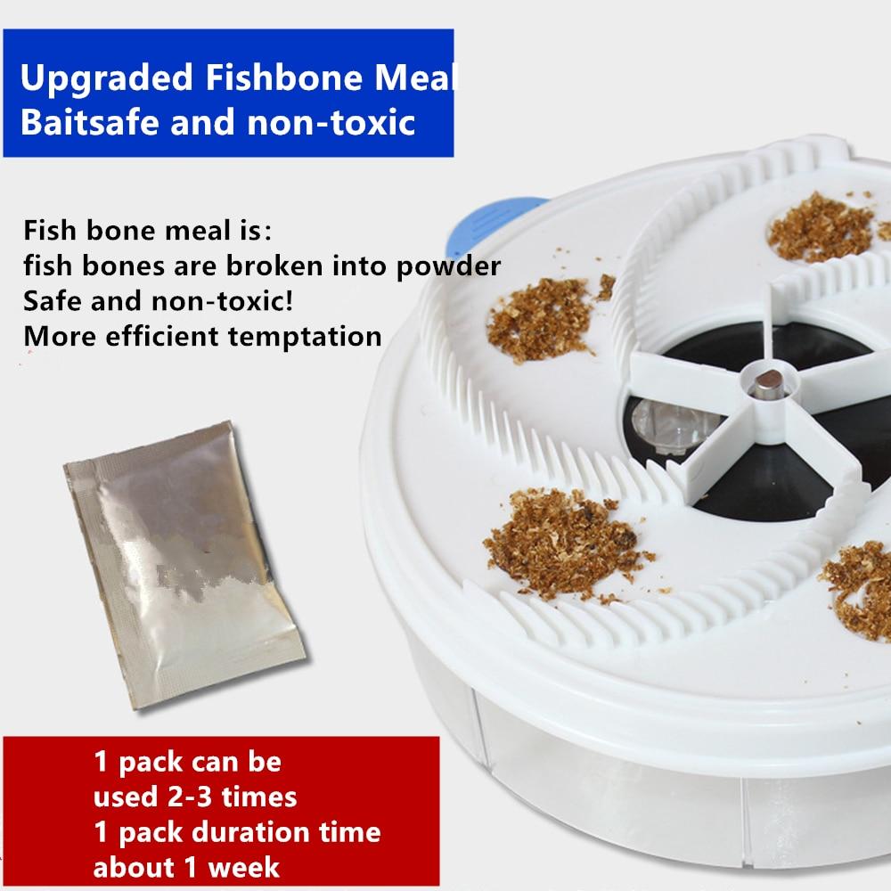 USB capcană captură automată de dăunători captură de muște - Produse de grădină - Fotografie 5