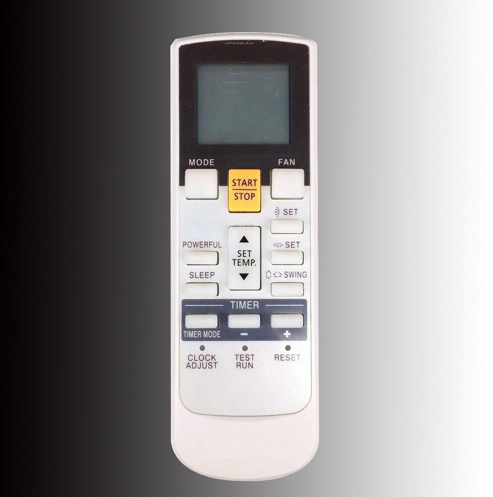 New Replacement AR-RAJ1E For GENERAL FUJITSU Air Conditioner AC Remote Control Fernbedienung