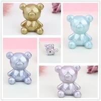 cartoon bear decorative ornaments home decoration desk accessories kawaii living room decor christmas wedding adornment gifts
