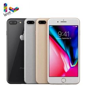 Разблокированный Apple iPhone 8 Plus мобильный телефон 5,5