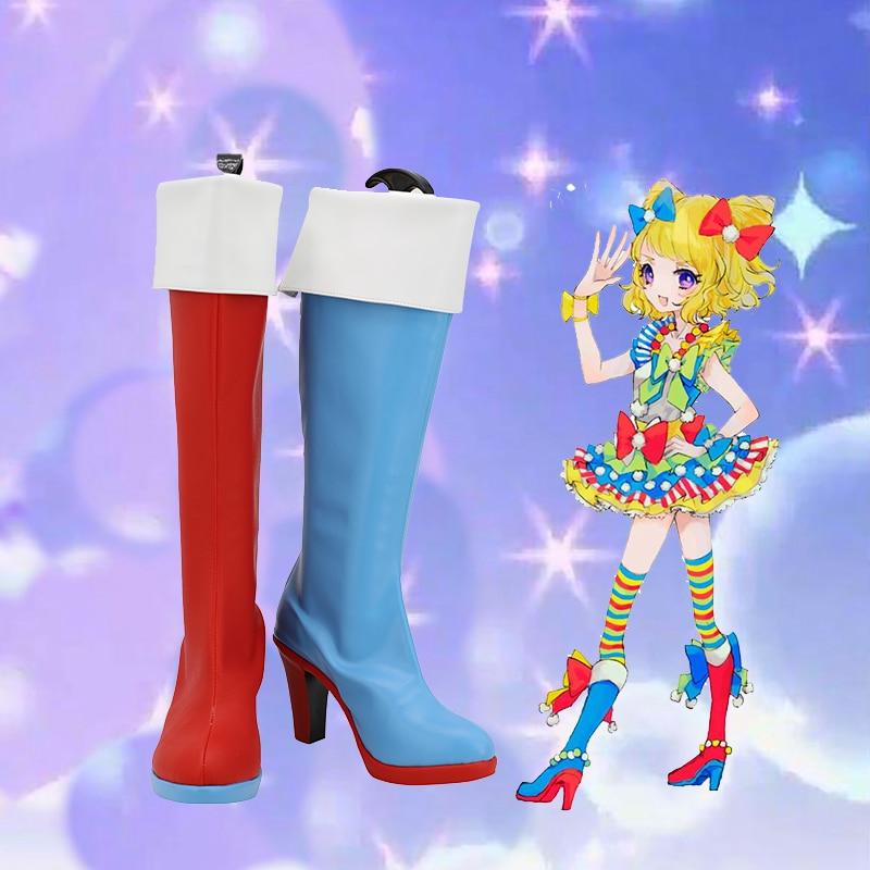 أحذية أنيمي مينامي ميري للرجال والنساء ، أحذية تنكرية ، أحذية مصنوعة حسب الطلب