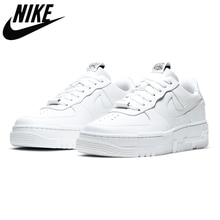 Air Force 1 Pixel AF1 Men Women Casual Skateboard Shoes Triple White Black Trainer Sports Sneakers
