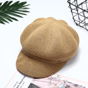 Regibetty  Spring2021  hat for women  beret hat Fashion travel sunshade cap vintage hat for women Painter Newsboy Hat