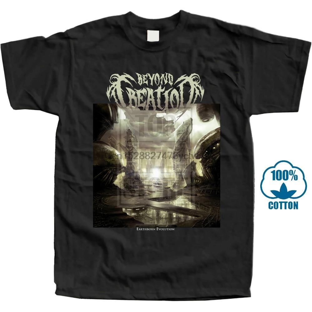 Más allá de la creación Earthborn evolución camiseta S M L Xl 2Xl marca nueva Oficial