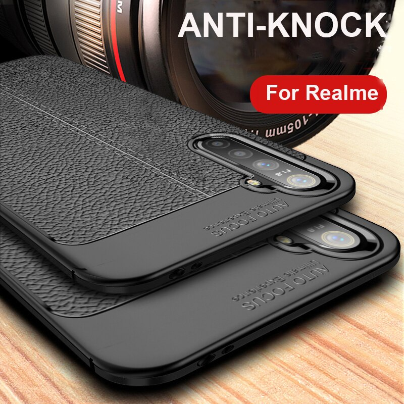 Caso para realme xt x2 x2 pro caso capa de luxo silicone macio amortecedor à prova de choque caso do telefone volta para realme x50 x 50 pro funda