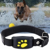 small pet gps tracker cat tracking device locator with pet collar history route playback waterproof gps locator track alarm