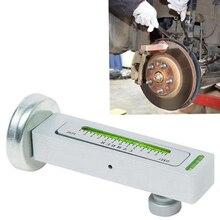 Alineador de ruedas de coche, calibrador de Nivel Magnético de posicionamiento de cuatro ruedas, herramienta de localización de ruedas de soporte de rueda de flexión magnética ajustable
