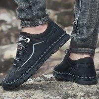 casual fashion shoes men new breathable outdoor men sports shoes truck shoes solid color lace up men shoes large size 46