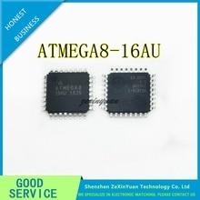 5PCS ATMEGA8-16AU ATMEGA8 TQFP-32 100% NEW