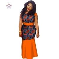 fashion africa dress african dashiki print casual long cotton dress african dress for women africa wax ankara clothing wy1354