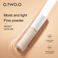 O.TWO.O Face Concealer Professional Makeup Full Coverage Smooth Liquid Concealer  Cover Dark Circles Spot Acne  Cosmetics