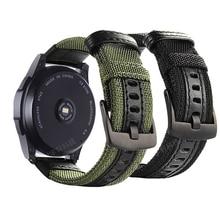 Cinturini sostituibili per HUAWEI WATCH GT 2 46mm/GT Active 46mm/HONOR Magic WATCH 2 cinturino in Nylon cinturino GT2 Pro 22mm bracciale