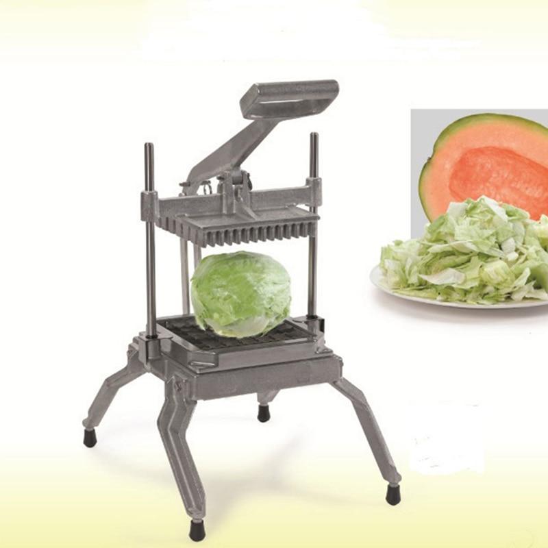 قطاعة الخضراوات الملفوف آلة ترقيق الخضروات اليدوية آلة تقطيع المطبخ التجارية متعددة الوظائف الخضار