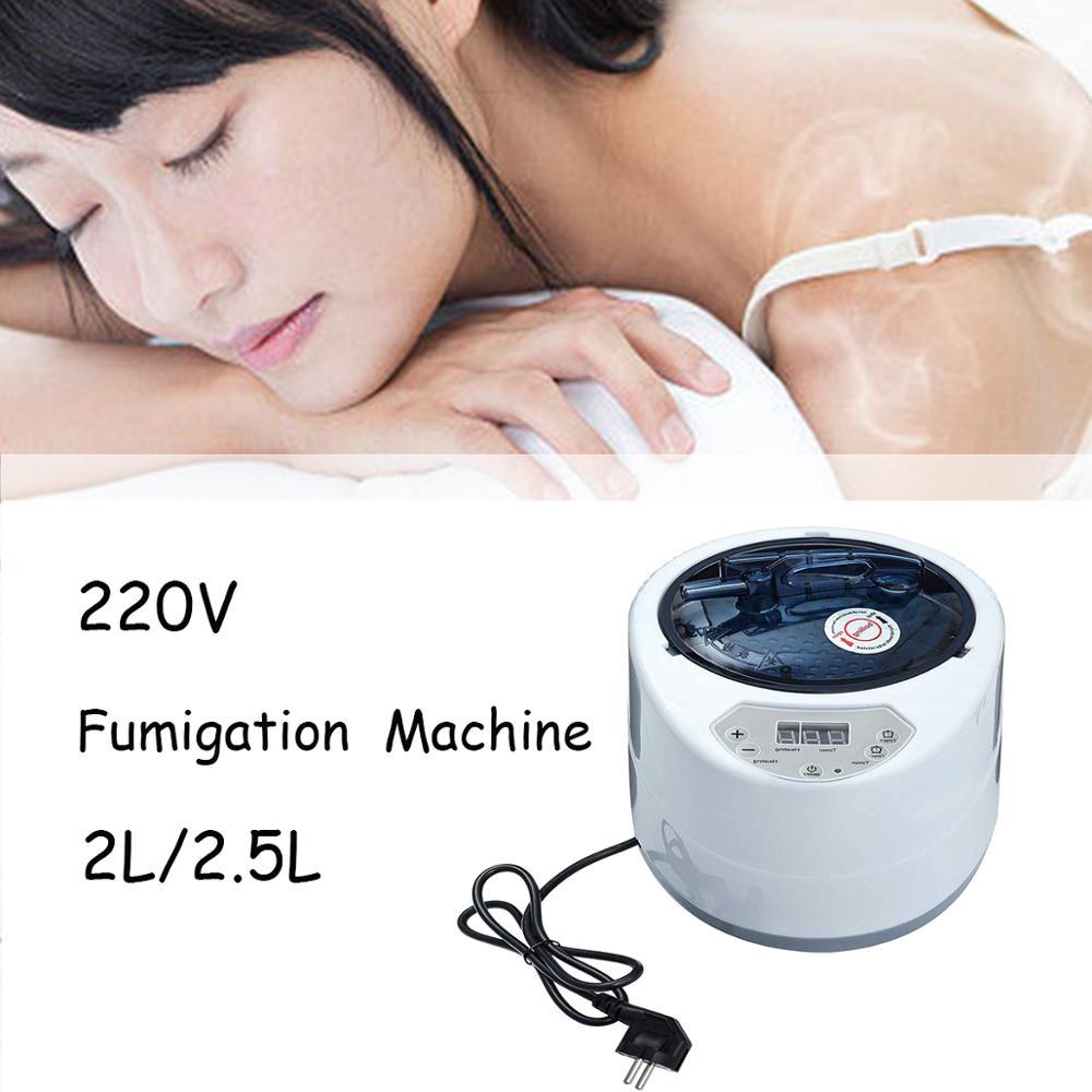 2.0/2.5L مولد ساونا ل مولد بخار ساونا آلة التبخير المنزل باخرة العلاج مناسبة ل casks المطبخ التدفئة