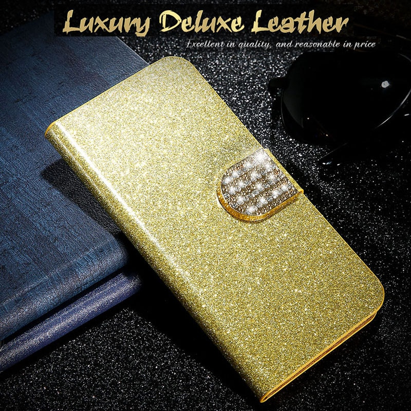 Case on for Fundas Huawei Y6 2019 Leather Flip Case For Huawei Honor 8A Coque Huawei Y 6 Y6 Prime 20