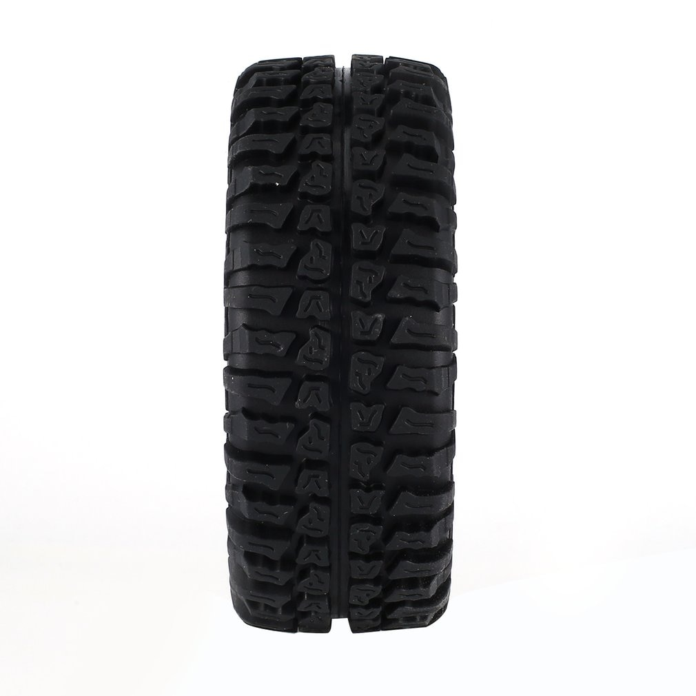 4Pcs For AUSTAR AX-3020/4020 1.9 Inch 103mm 1/10 Scale Tires with Wheel Rim for 1/10 D90 SCX10 CC01 RC Rock Crawler Model Parts enlarge