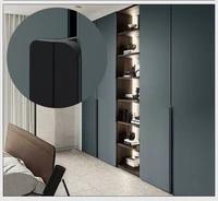 handles drawer cabinet furniture kitchen handles for cabinet knob door drawer furniture kitchen invisible black silver knob