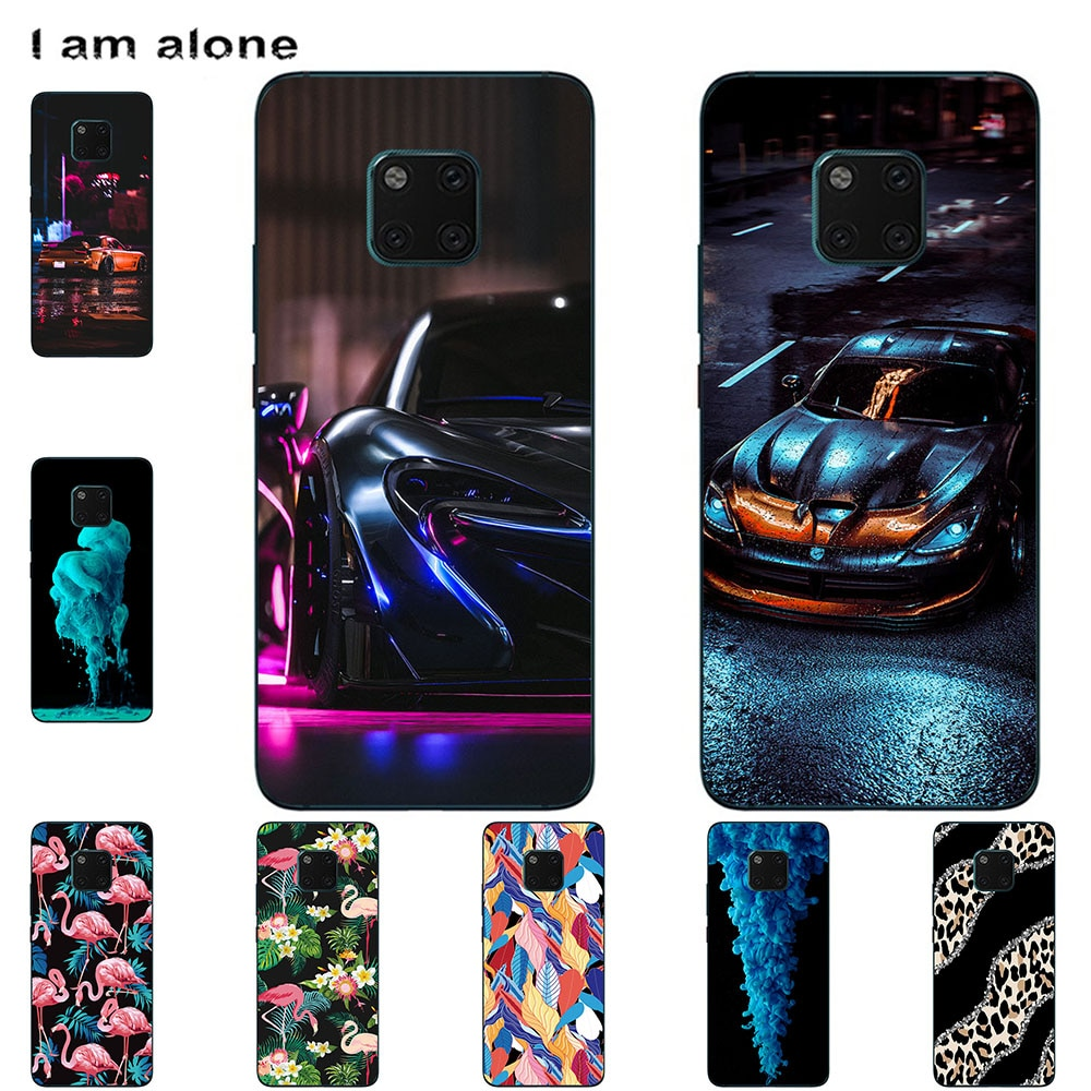 Phone Cases For Huawei Mate 20 20 Lite 20 Pro 20 X Cute Back Cover Mobile Fashion Bags Free Shipping
