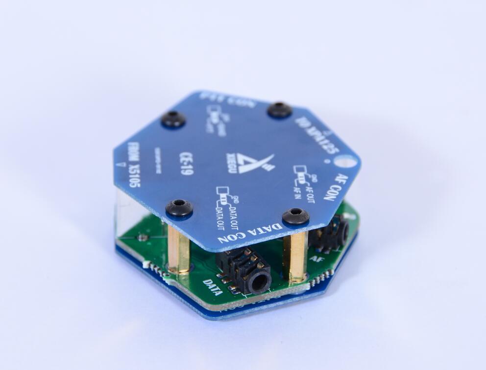 الأصلي Xiegu CE-19 CE19 البيانات واجهة التوسع بطاقة ل XIEGU G90 X5105 ACC PTT XPA125