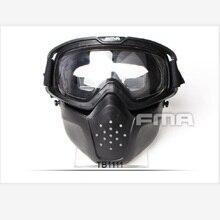 FMA équipement dextérieur avec lunettes type de séparation protection améliorée masque anti-buée tb1111