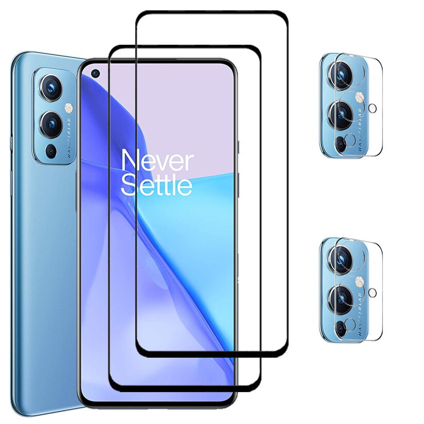Oneplus9,Cristal protector para Oneplus 9 Cristal Templado Oneplus 8T 8 T Nord...