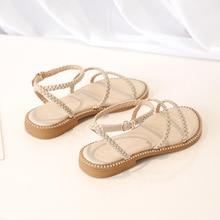 Woman Wedges Shoes High Heels Women Chunky Shoes Platform Chunky Sandals Female Plus Size Platform C