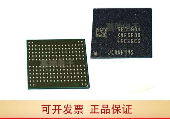 Mxy 100% جديد الأصلي K3QF6F60AM-QGCF بغا رقاقة الذاكرة K3QF6F60AM QGCF