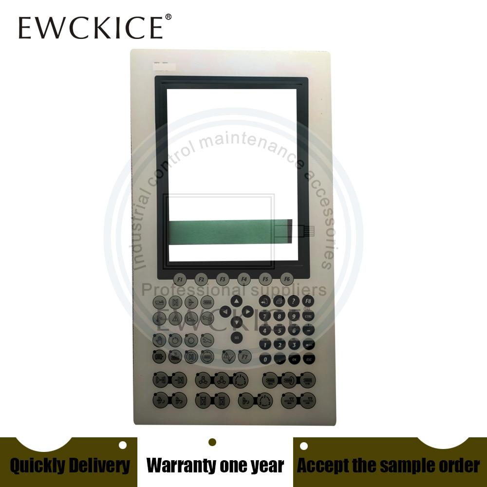 NEW POWER PANEL 400 4PP065.1043-K01 HMI PLC Membrane Switch keypad keyboard Industrial control maintenance accessories