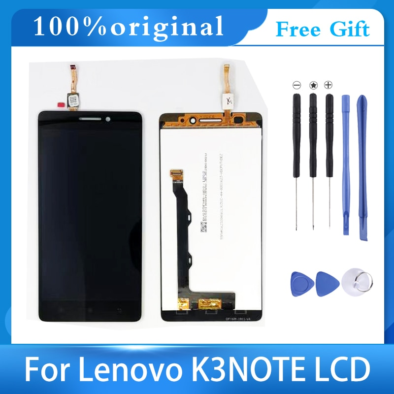 For Lenovo K3NOTE LCD Display With Touch Screen Digitizer Assembly LCD Display For Lenovo K3NOTE  Replacement Parts недорого
