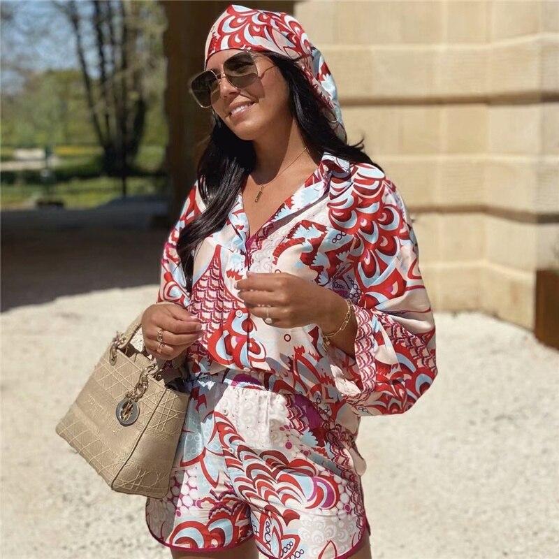 Женские праздничные костюмы-рубашки с принтом, женские этнические костюмы в стиле инди, Женские винтажные пляжные костюмы, блузки с длинным...