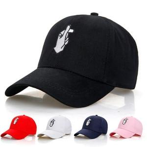 NEW Star same style finger hats men's outdoor baseball caps women's sunshade caps