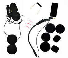 Kit Audio et micro Original Easy Rider, pour Vimoto V3 V6, Base de casque, accessoires de Microphone