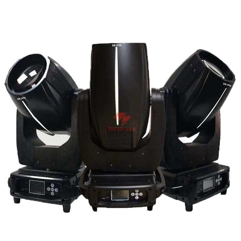DJSTAR iluminación de escenario profesional DJ luces con cabezales móviles 380R estroboscópico fiesta haz de luces led efecto luces envío gratis