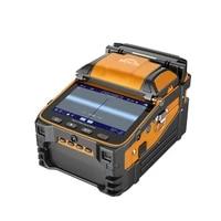 ai 9 optical fiber fusion splicer 5 screen power meter 850nm 1300nm 1310nm 1490nm 1550nm 1625nm