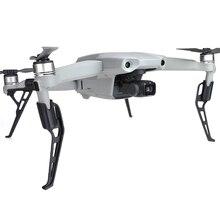 Para dji mavic ar 2 drone acessórios de pouso engrenagem altura aumentada suporte de perna protetor