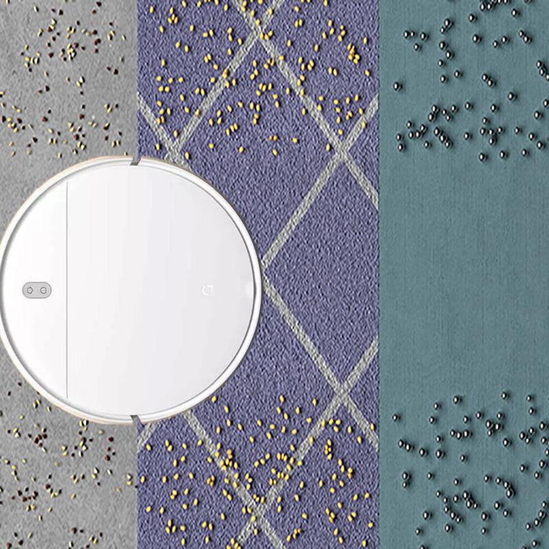 Neue Xiaomi Mijia G1 Roboter Staubsauger Inteligente Kehr Waschen Reiniger Smart Mit Mopp Mi Hause 2200Pa Leistungsstarke Reinigung