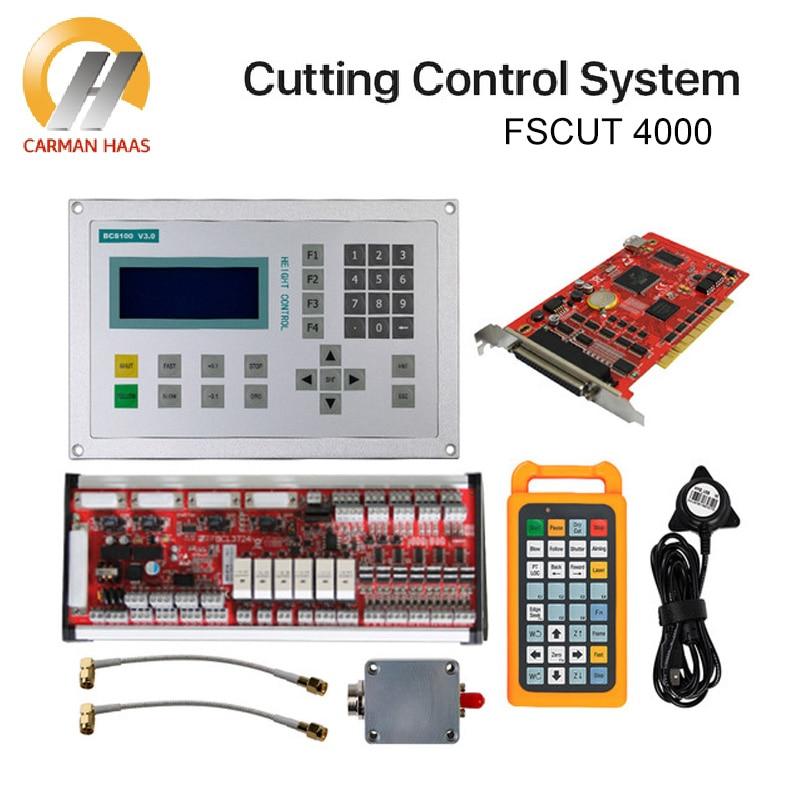Friendess FSCUT Laser Cutting Machine Control System FSCUT4000 For Metal Cutting