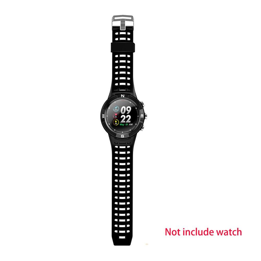 Para n. ° 1 F18 reloj inteligente Fitness Original DTNO.1 reemplazo de correa de reloj inteligente correa de silicona correa de muñeca correa de reloj de alta calidad